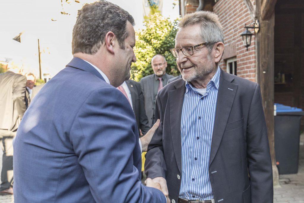 Jubiläumsfeier von Hubertus Heil - 20 Jahre im Deutschen Bundestag