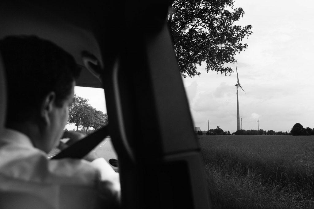 Unterwegs im Wahlkreis, Foto: Nanna Heitmann