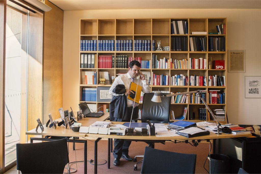 Mein Berliner Büro, Foto: Nanna Heitmann