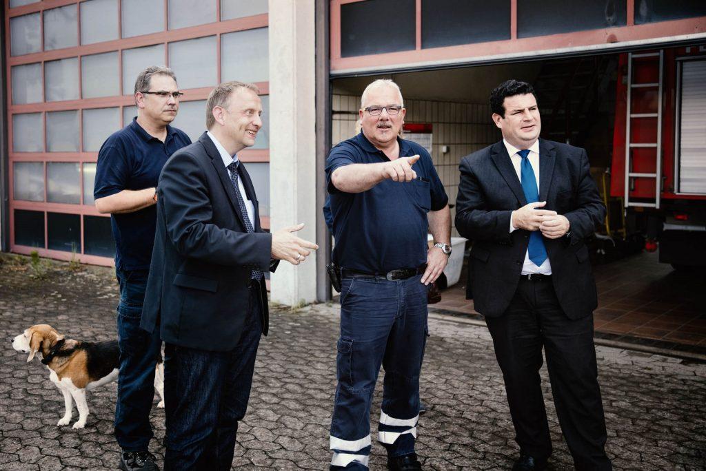 Feuerwehr Peine, Foto: Nanna Heitmann