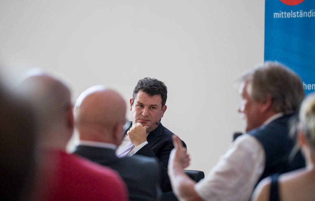 Hubertus Heil zu Gast bei der Wirtschaftsvereinigung Gifhorn