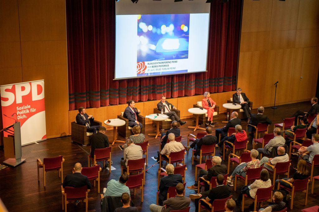 Blaulichtkonferenz